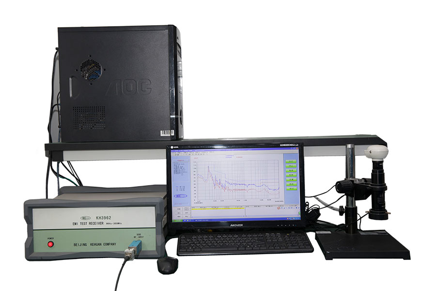 Detector EMC
