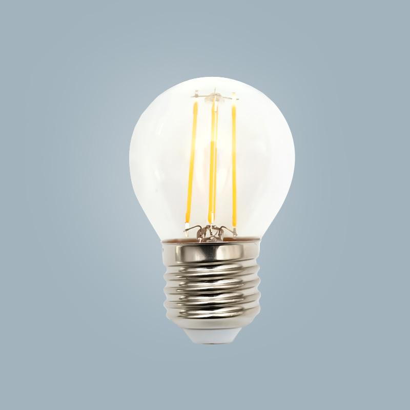 Lámpara de filamento 3w